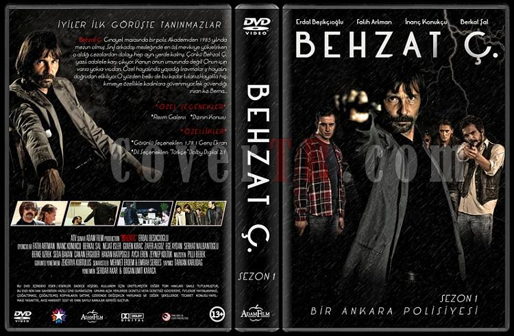 Behzat Ç. - Custom Dvd Cover Set - Türkçe [2010-2013]-1-27jpg