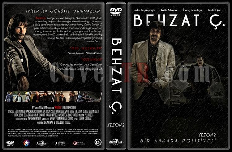 Behzat Ç. - Custom Dvd Cover Set - Türkçe [2010-2013]-2-27jpg