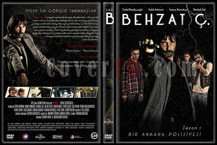 Behzat Ç. - Custom Dvd Cover Set - Türkçe [2010-2013]-1jpg