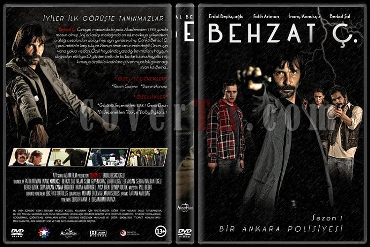 Behzat Ç. - Custom Dvd Cover Set - Türkçe [2010-2013]-2jpg