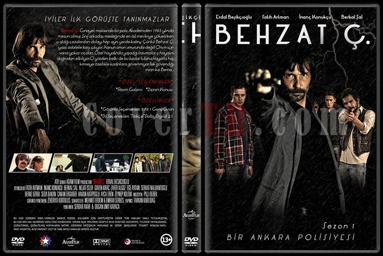 Behzat Ç. - Custom Dvd Cover Set - Türkçe [2010-2013]-3jpg