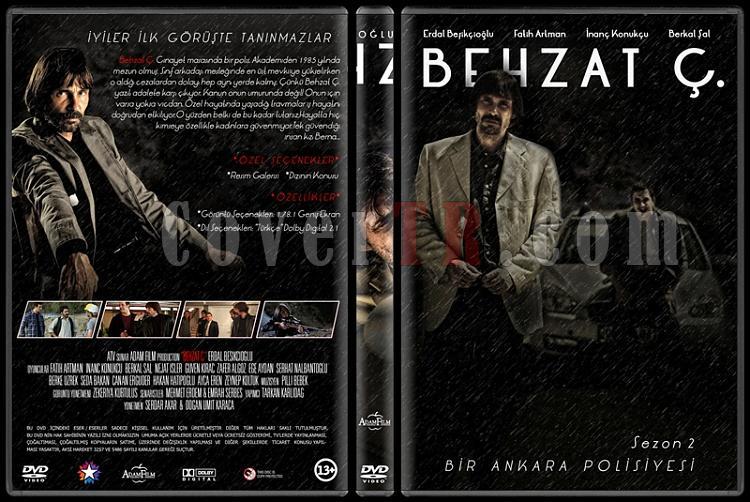 Behzat Ç. - Custom Dvd Cover Set - Türkçe [2010-2013]-4jpg
