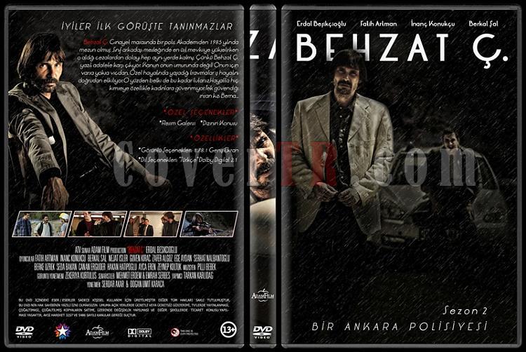 Behzat Ç. - Custom Dvd Cover Set - Türkçe [2010-2013]-5jpg