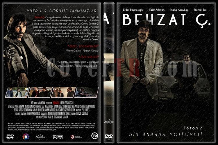Behzat Ç. - Custom Dvd Cover Set - Türkçe [2010-2013]-6jpg