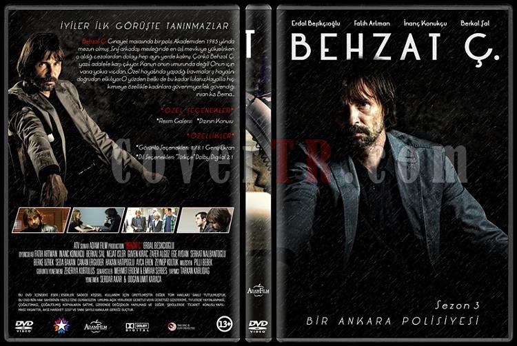 Behzat Ç. - Custom Dvd Cover Set - Türkçe [2010-2013]-7jpg