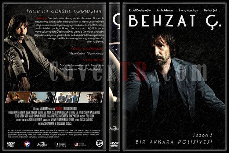 Behzat Ç. - Custom Dvd Cover Set - Türkçe [2010-2013]-8jpg