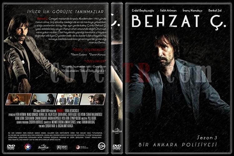 Behzat Ç. - Custom Dvd Cover Set - Türkçe [2010-2013]-9jpg