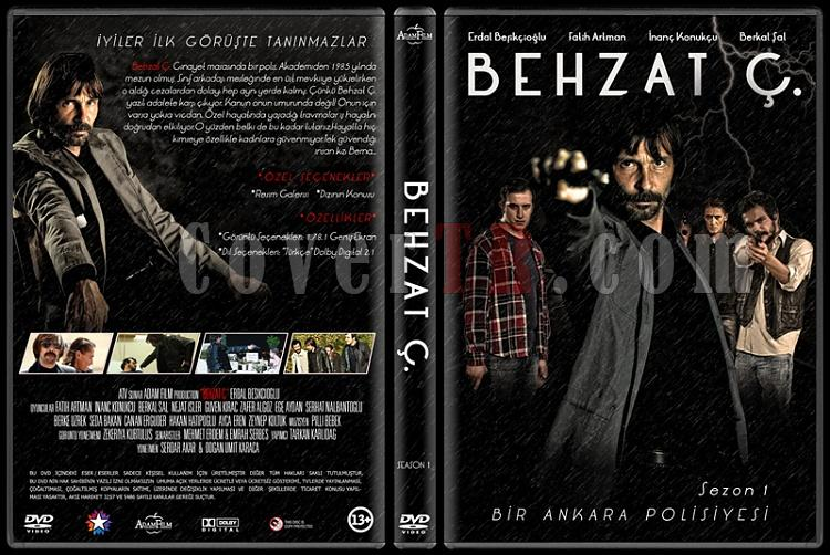 Behzat Ç.  - Custom Dvd Cover Set - Türkçe [2010-2013]-1jpg