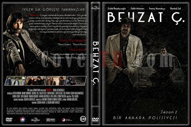 Behzat Ç.  - Custom Dvd Cover Set - Türkçe [2010-2013]-2jpg
