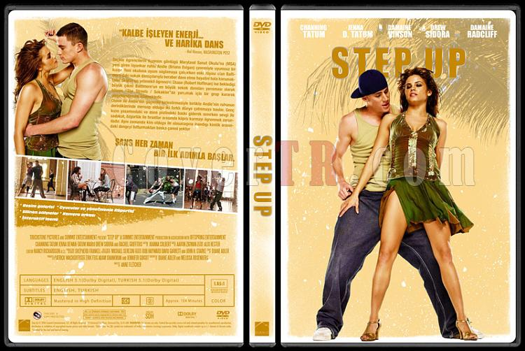Step Up Collection - Custom Dvd Cover Set - Türkçe [2006-2012]-1jpg