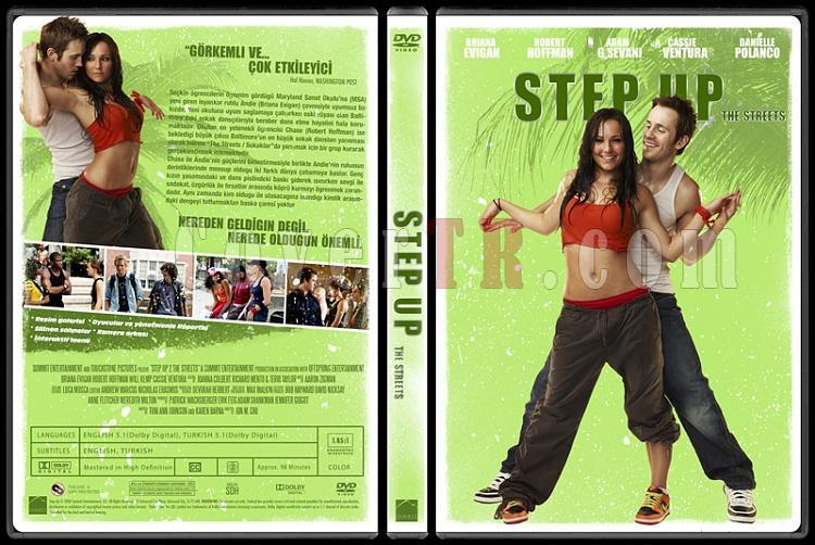 Step Up Collection - Custom Dvd Cover Set - Türkçe [2006-2012]-2jpg