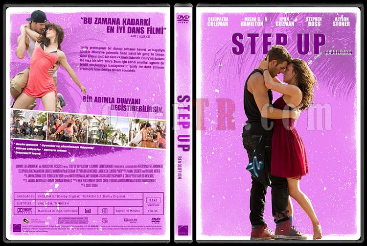 Step Up Collection - Custom Dvd Cover Set - Türkçe [2006-2012]-4jpg