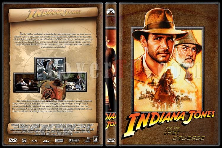Indiana Jones Collection - Custom Dvd Cover Set - English [1981-2008]-indiana_jones_and_the_last_crusadeejpg