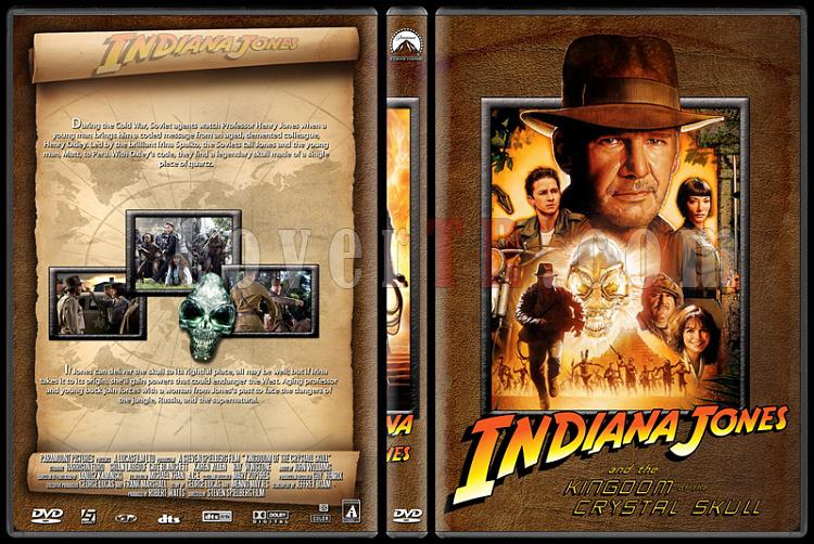 Indiana Jones Collection - Custom Dvd Cover Set - English [1981-2008]-indiana_jones_and_the_kingdomjpg