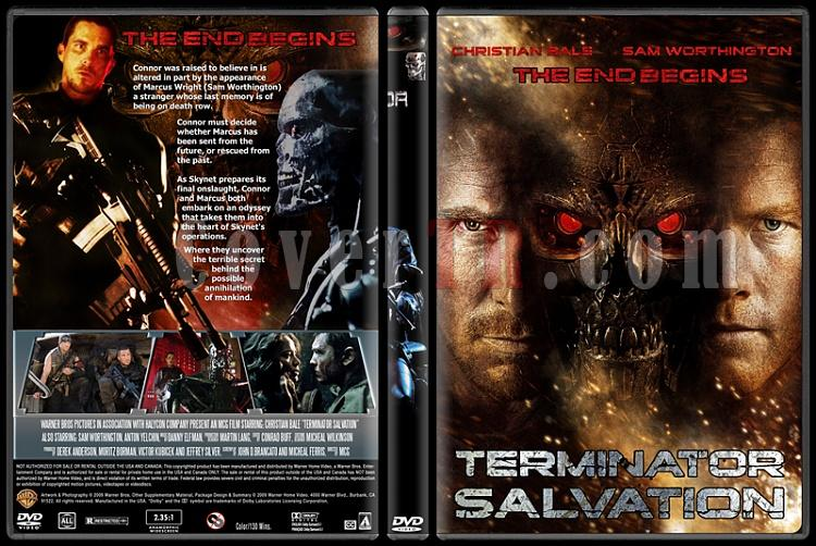 Terminator Collection - Custom Dvd Cover Set - English-4jpg