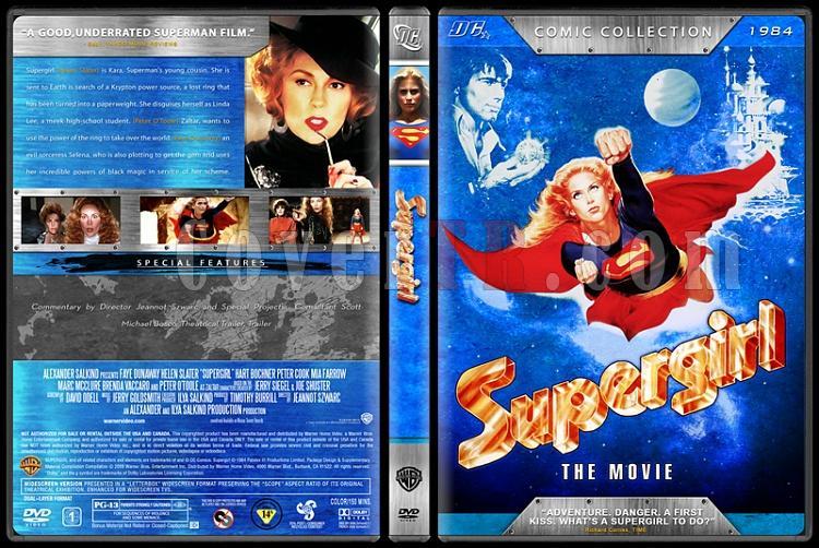 Superman Collection (Süperman Koleksiyonu) - Custom Dvd Cover Set - English [1978-2006]-1jpg