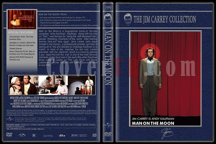 Jim Carrey Collection - Custom Dvd Cover Set - English [1994-2004]-man-moonjpg