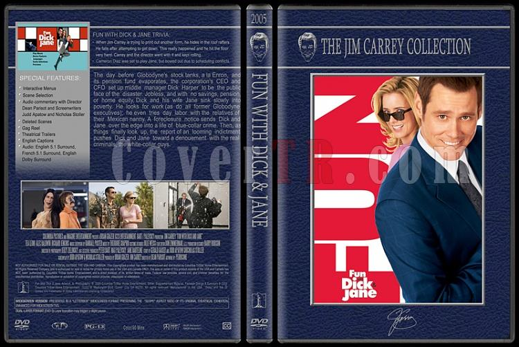 Jim Carrey Collection - Custom Dvd Cover Set - English [1994-2004]-fun-dick-janejpg