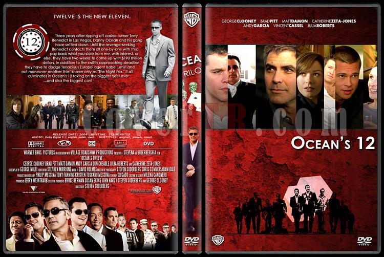 Ocean's (11-12-13) - Custom Dvd Cover Set - English [2001-2004-2007]-oceans-122jpg