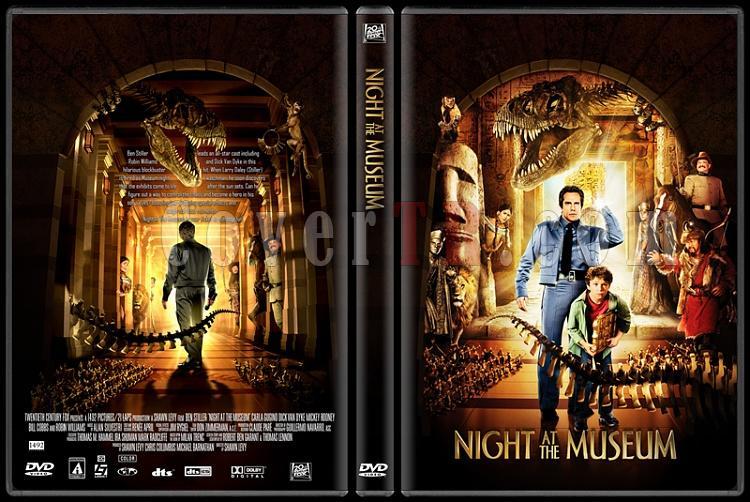 Night at the Museum (Müzede Bir Gece) - Custom Dvd Cover Set - English [2006-2009]-night_at_the_museummjpg