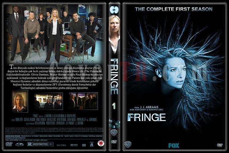 Fringe (Seasons 1-5) - Custom Dvd Cover Set - Türkçe [2008-2013]-1jpg