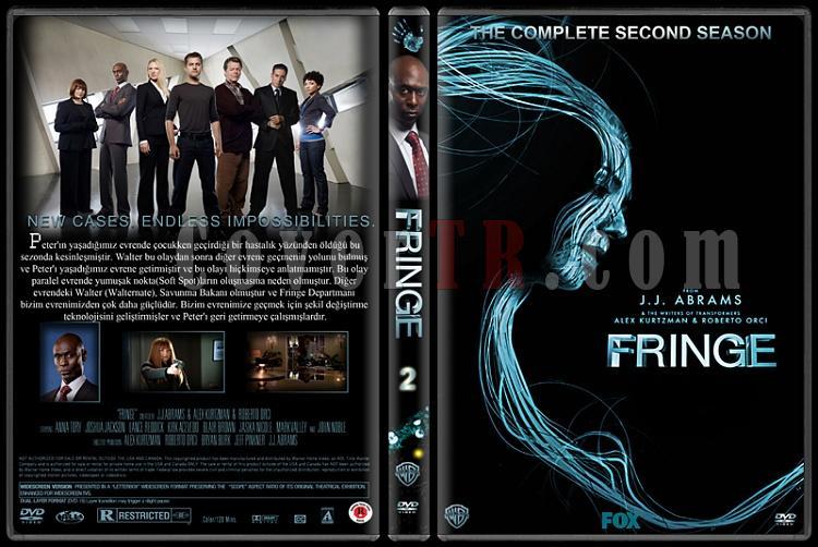 Fringe (Seasons 1-5) - Custom Dvd Cover Set - Türkçe [2008-2013]-2jpg