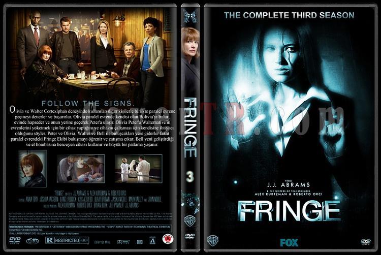 Fringe (Seasons 1-5) - Custom Dvd Cover Set - Türkçe [2008-2013]-3jpg