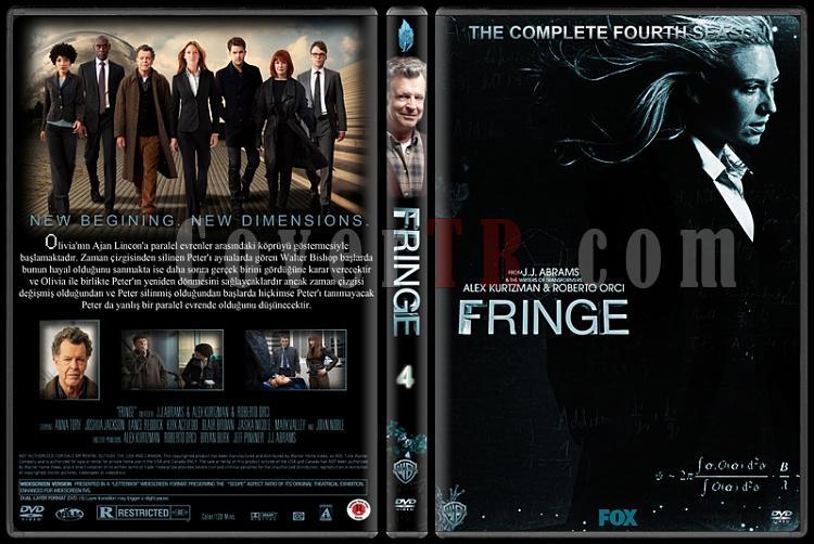 Fringe (Seasons 1-5) - Custom Dvd Cover Set - Türkçe [2008-2013]-4jpg