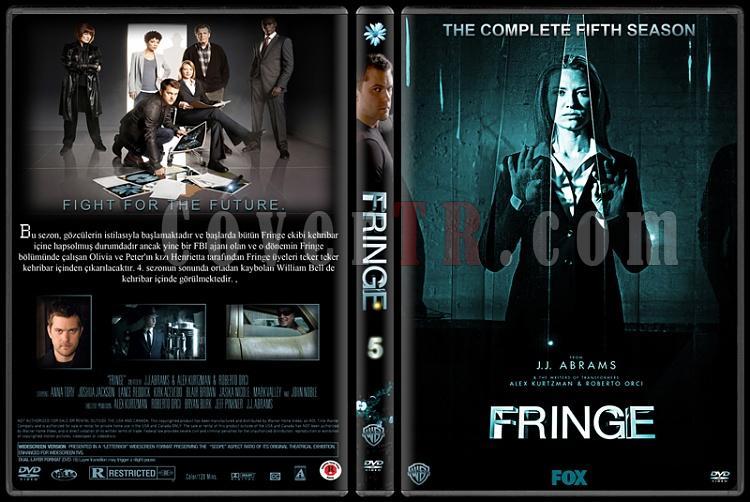 Fringe (Seasons 1-5) - Custom Dvd Cover Set - Türkçe [2008-2013]-5jpg