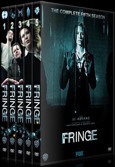 Fringe (Seasons 1-5) - Custom Dvd Cover Set - Türkçe [2008-2013]-111jpg