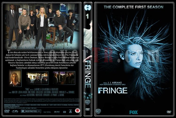 Fringe (Seasons 1-5) - Custom Dvd Cover Set - Türkçe [2008-2013]-1jpg