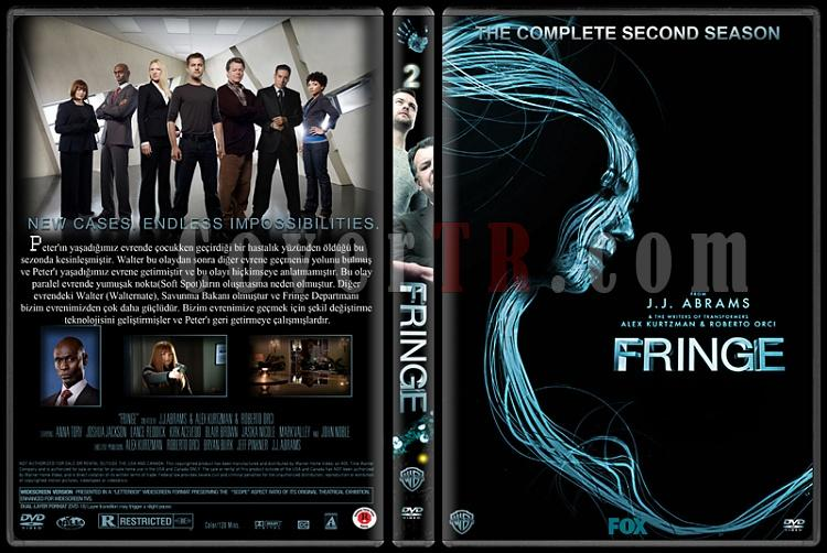 Fringe (Seasons 1-5) - Custom Dvd Cover Set - Türkçe [2008-2013]-2jpg