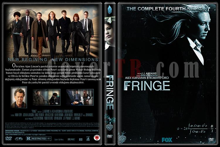 Fringe (Seasons 1-5) - Custom Dvd Cover Set - Türkçe [2008-2013]-4jpg