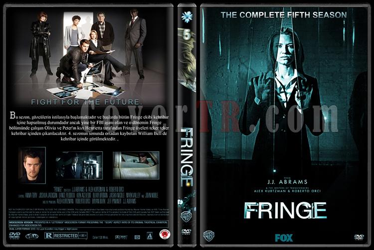 Fringe (Seasons 1-5) - Custom Dvd Cover Set - Türkçe [2008-2013]-5jpg
