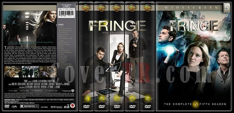 Fringe (Seasons 1-5) - Custom Dvd Cover Set - English [2008-2013]-5-season-flatjpg
