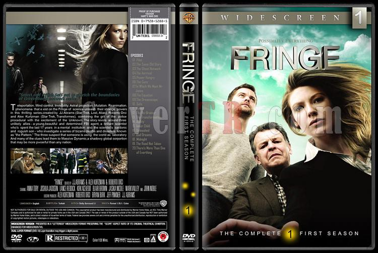 Fringe (Seasons 1-5) - Custom Dvd Cover Set - English [2008-2013]-01jpg
