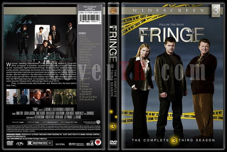Fringe (Seasons 1-5) - Custom Dvd Cover Set - English [2008-2013]-03jpg