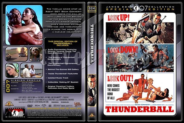 007 James Bond Collection - Custom Dvd Cover Set - English-007-04-thunderballjpg