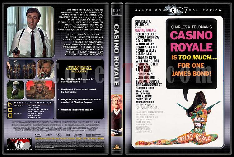 007 James Bond Collection - Custom Dvd Cover Set - English-007-07-casino-royalejpg