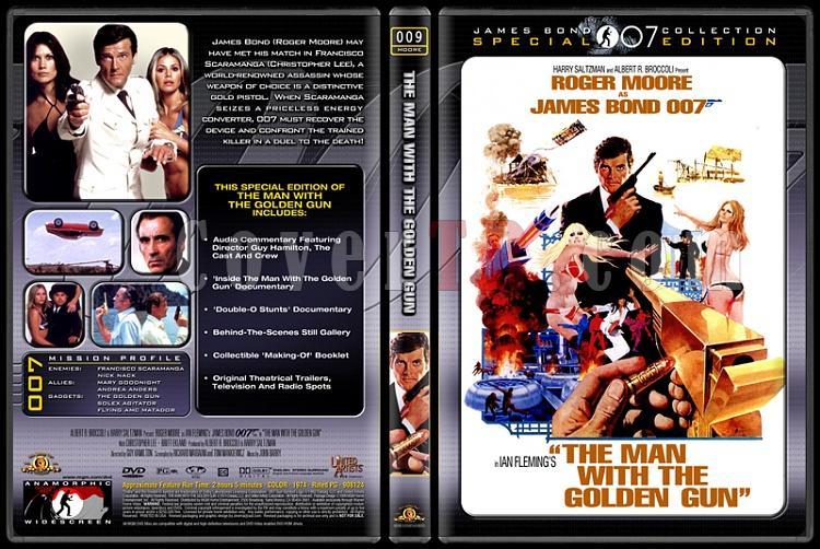 007 James Bond Collection - Custom Dvd Cover Set - English-007-09-man-golden-gunjpg