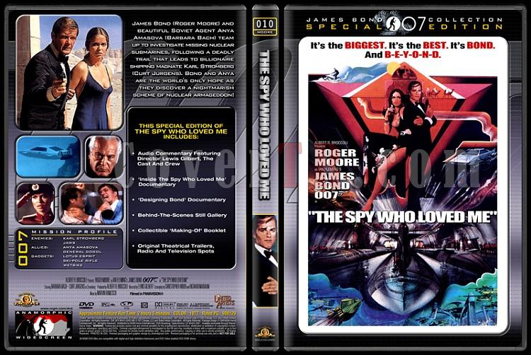 007 James Bond Collection - Custom Dvd Cover Set - English-007-10-spy-who-loved-mejpg