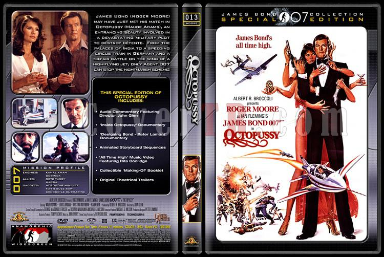 007 James Bond Collection - Custom Dvd Cover Set - English-007-13-octopussyjpg