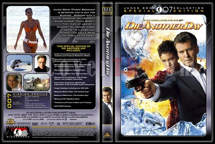 007 James Bond Collection - Custom Dvd Cover Set - English-007-20-die-another-dayjpg