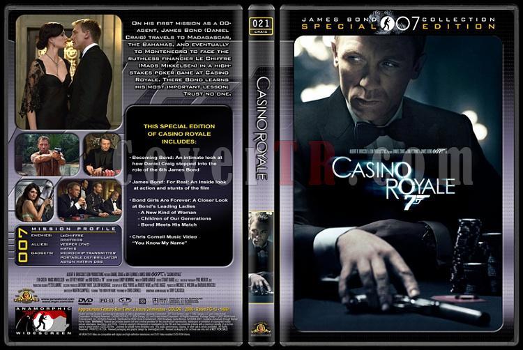 007 James Bond Collection - Custom Dvd Cover Set - English-007-21-casino-royalejpg