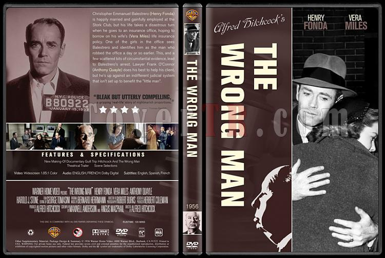 Alfred Hitchcock Collection - Custom Dvd Cover Set - English-10jpg