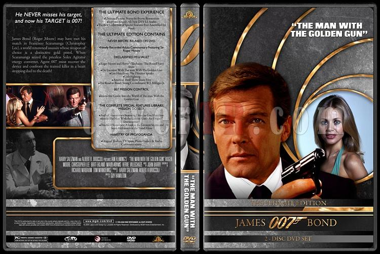 007 James Bond Collection - Custom DVD Cover Set - English-007-james-bond-man-golden-gun-9jpg