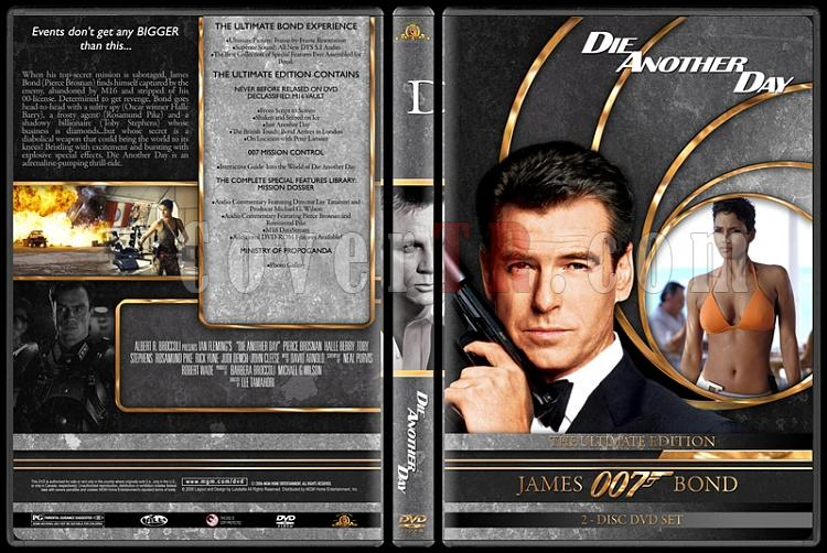 007 James Bond Collection - Custom DVD Cover Set - English-007-james-bond-die-another-20jpg