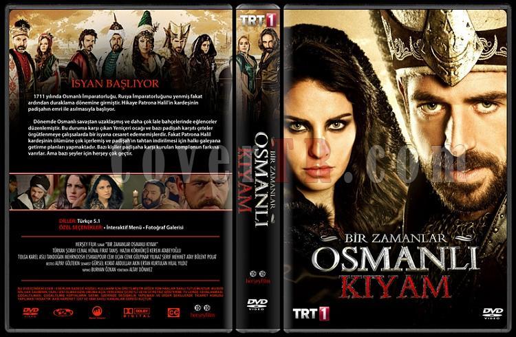 Bir Zamanlar Osmanlı (Kıyam) - Custom Dvd Cover Set - Türkçe [2012]-bir-zamanlar-osmanli-kiyam-custom-dvd-cover-setjpg
