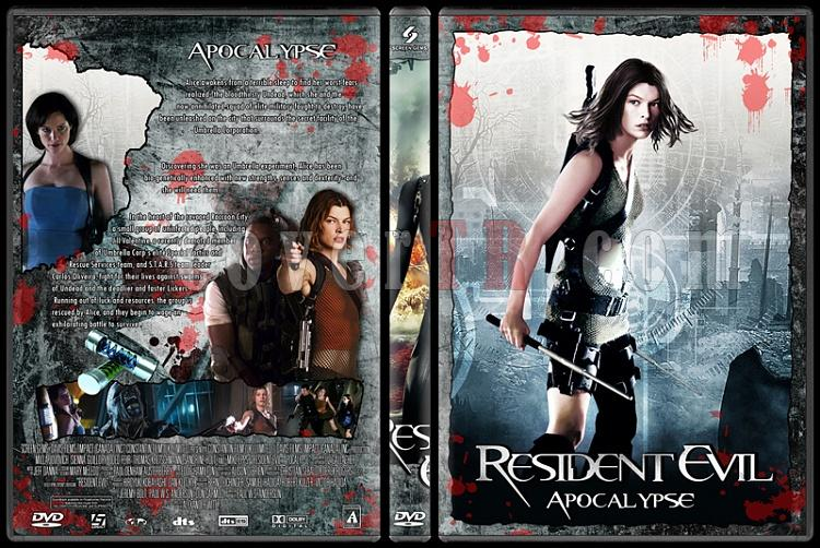 Resident Evil (Ölümcül Deney) - Custom Dvd Cover Set - English [2002-2004-2007-2010-2012]-residentevil2jpg