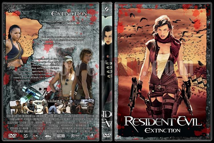 Resident Evil (Ölümcül Deney) - Custom Dvd Cover Set - English [2002-2004-2007-2010-2012]-residentevil3jpg